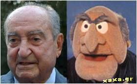 Κώστας Μητσοτάκης vs Waldorf (Muppet Show)