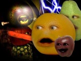 Το ενοχλητικό πορτοκάλι - Τρομακτικές ιστορίες