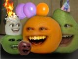 Το ενοχλητικό πορτοκάλι - Πάρτι γενεθλίων