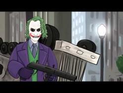 Batman - Dark Knight - ένα διαφορετικό τέλος !!!!