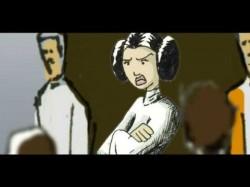 Star Wars IV ένα διαφορετικό τέλος πιο ... πιο
