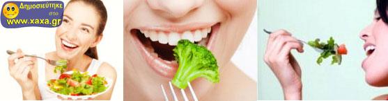 Γυναίκες τρώνε σαλάτα και γελάνε μόνες τους (11)