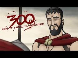 Οι 300 - Πως θα έπρεπε να είχε τελειώσει