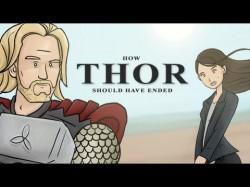Θωρ Thor - Πως θα έπρεπε να είχε τελειώσει