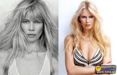 Μοντέλα χωρίς μακιγιάζ και photoshop  (9)