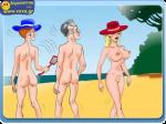 Αξεσουάρ για τη παραλία γυμνιστών